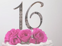 planning a sweet 16 party