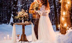 winter wedding venue Steele Events Space